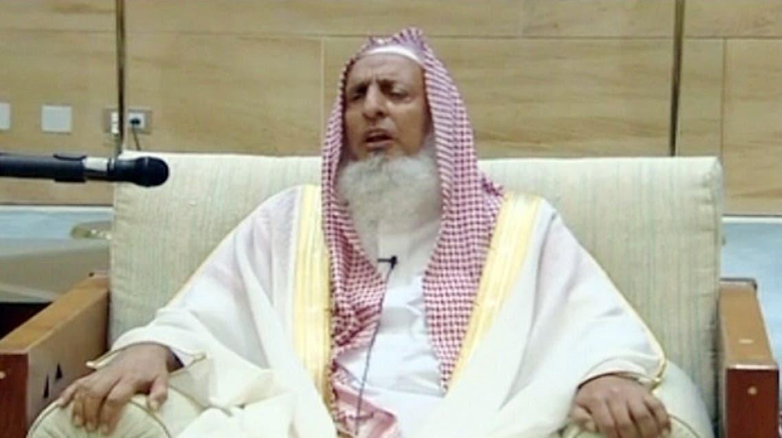 مفتي عام المملكة عبدالعزيز ال شيخ