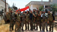 Syrian forces sweep into 'last rebel stronghold' in Qusayr district
