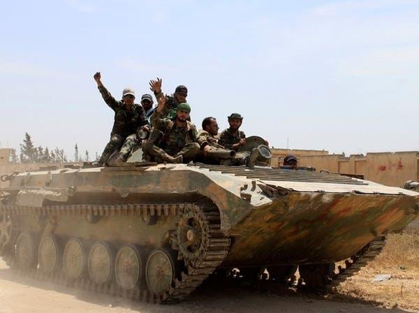 معارضة سوريا تؤكد سيطرة النظام وحزب الله على رنكوس