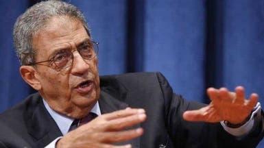 """عمرو موسى يكشف ملامح برنامج """"السيسي"""" للرئاسة"""