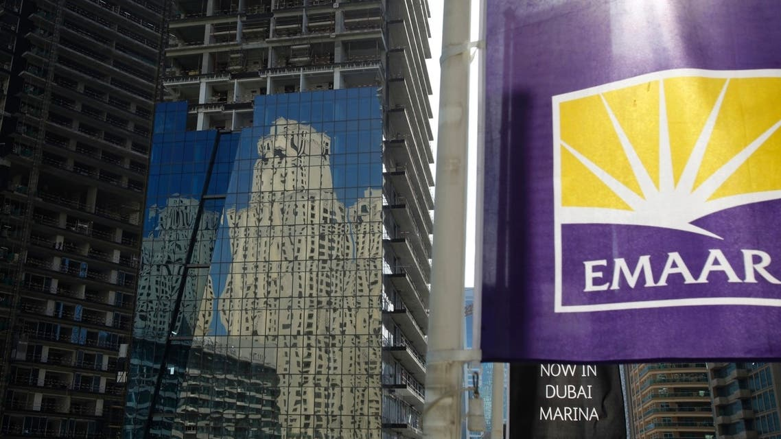 Emaar Properties announced joint ventures with Dubai Holding and Meraas Holding. (File photo: Reuters)