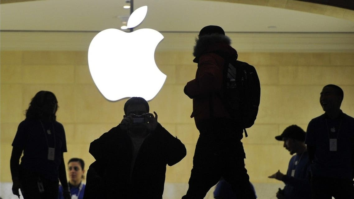 Apple is said to have inked content deals with Universal and Warner for its music-streaming service. (File photo: AFP)