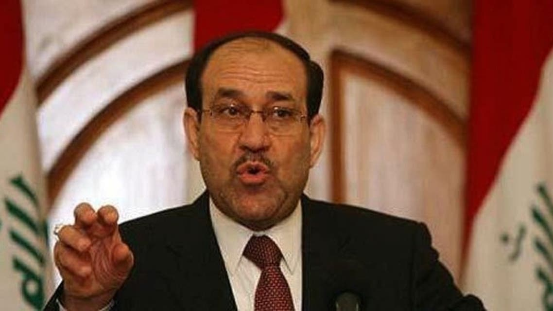 "Maliki's last official trip to Kurdistan was in 2010, when the ""Arbil Agreement"" was struck afp"