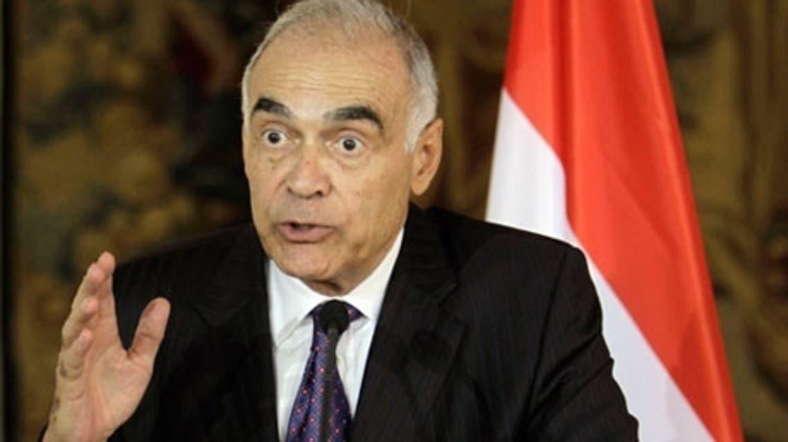 Egypt FM (reuters)