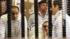 Mubarak's sons freed from Egyptian prison