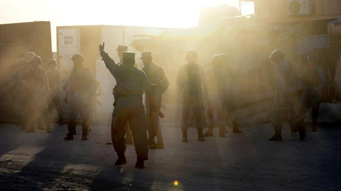 حمله به فرودگاه کابل