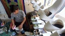Traditional footwear thrives in Iraqi Kurdish town