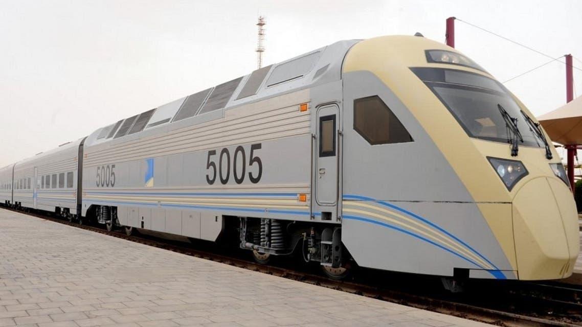 قطار الدمام الرياض