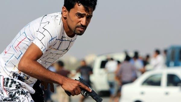 الاشتباكات في شوارع بنغازي