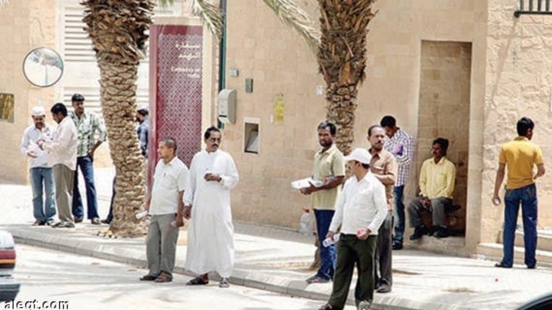 عمالة هندية في السعودية