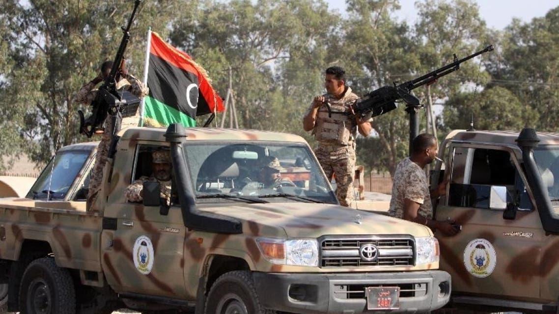 libiyan army