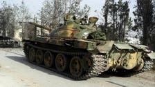 ريف اللاذقية يرزح تحت قصف قوات النظام السوري