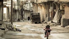 A copy-cat Damascus: Syrian soap recreates city in Gulf desert