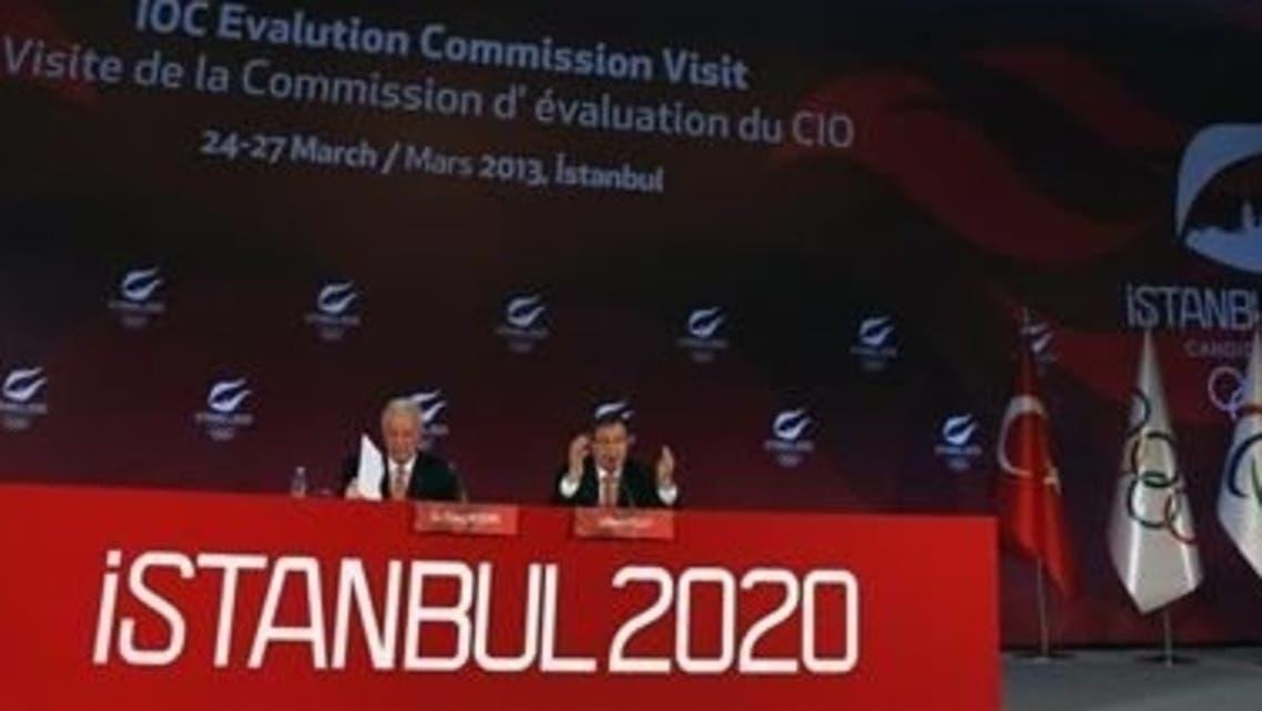 Turkey olympics reuters