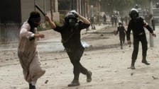 Bomb thrown in drive-by attack on Cairo police