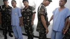 Muslim rebels protest Philippine arrests