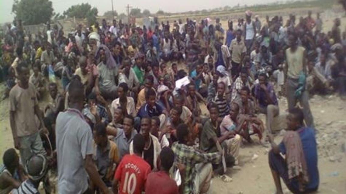 لاجئون أفارقة في اليمن