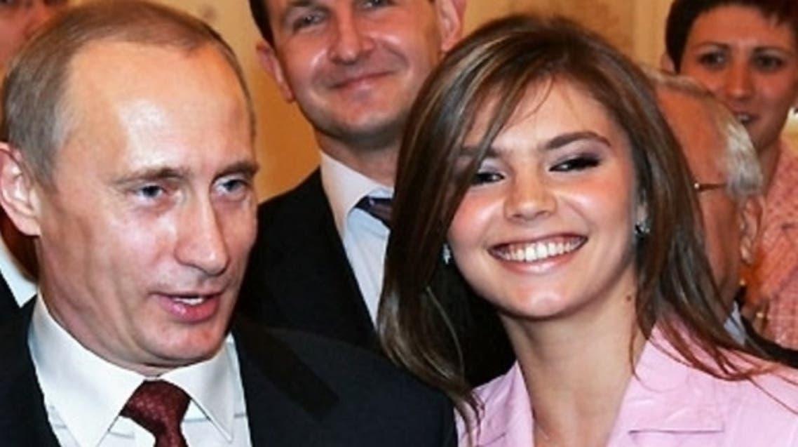 پوتین اور روسی کھلاڑی