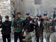 أسر مرتزقة روس وأفغان على يد المعارضة السورية