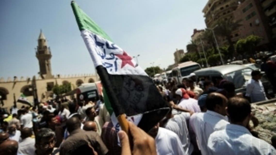 sYRIA Egypt