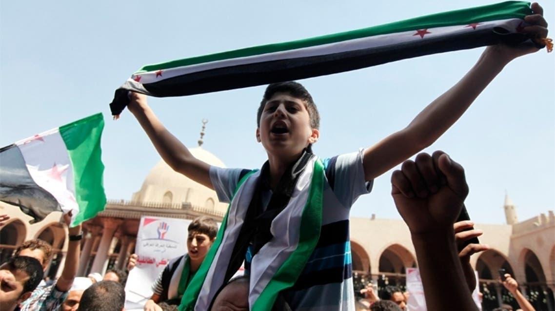 تظاهرات القاهرة