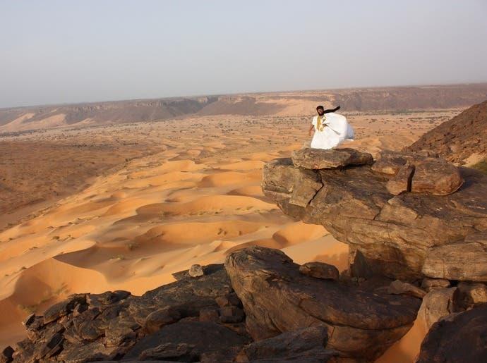 موريتانيا تغري السياح بالتقاليد والطبيعة الصحراوية c62fff6d-a4df-4a63-9