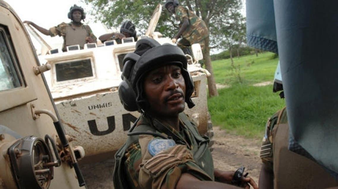 united nations sudan