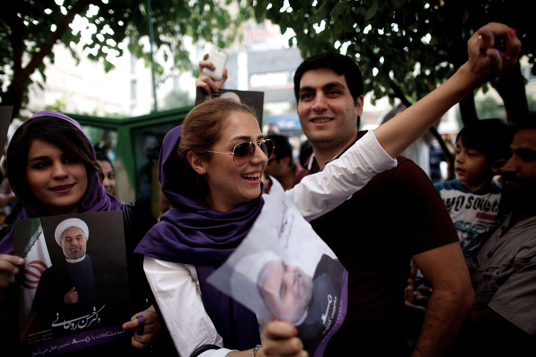 Iranian elections 2013