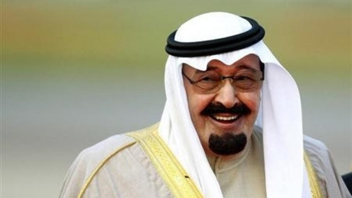 Saudi king (Reuters)