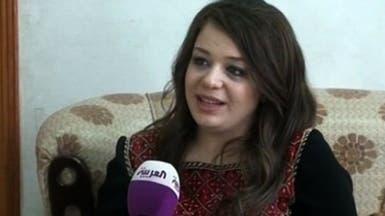 """بطلة """"باب الحارة"""" أناهيد فياض بمسقط رأسها غزة لأول مرة"""