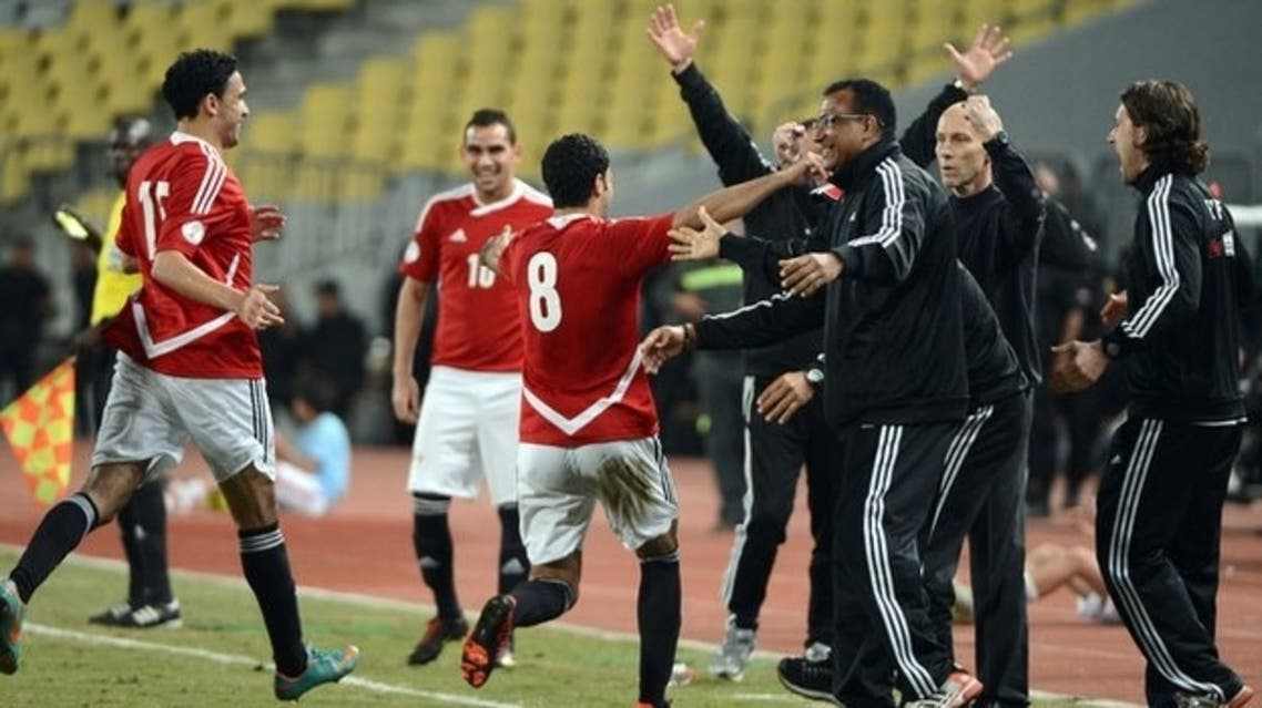 world cup quialifiers egypt AFP