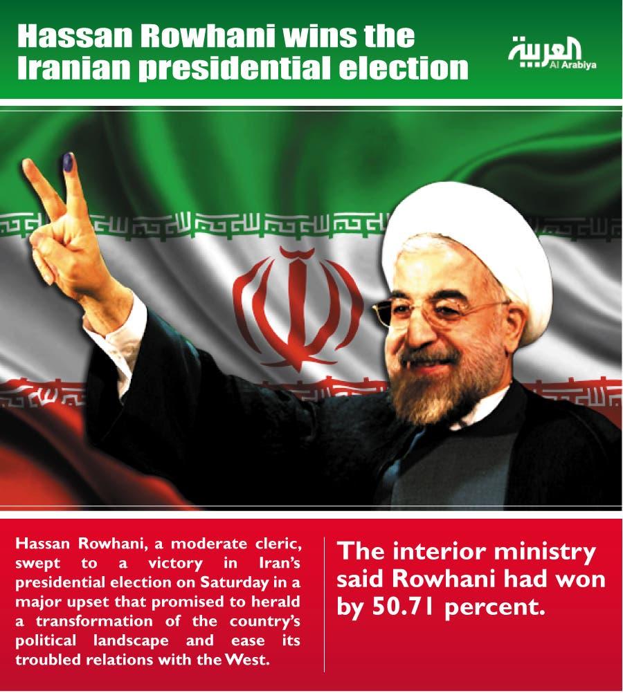 Iran info-graph (Al Arabiya)