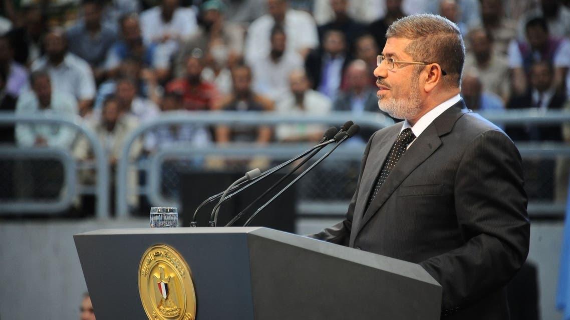 egypt cairo reuters mursi