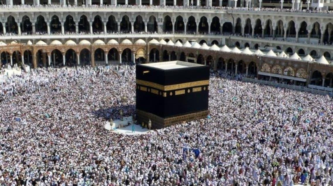 saudi pilgrims AFP