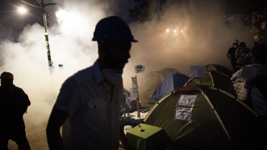 Taksim Square (AFP)