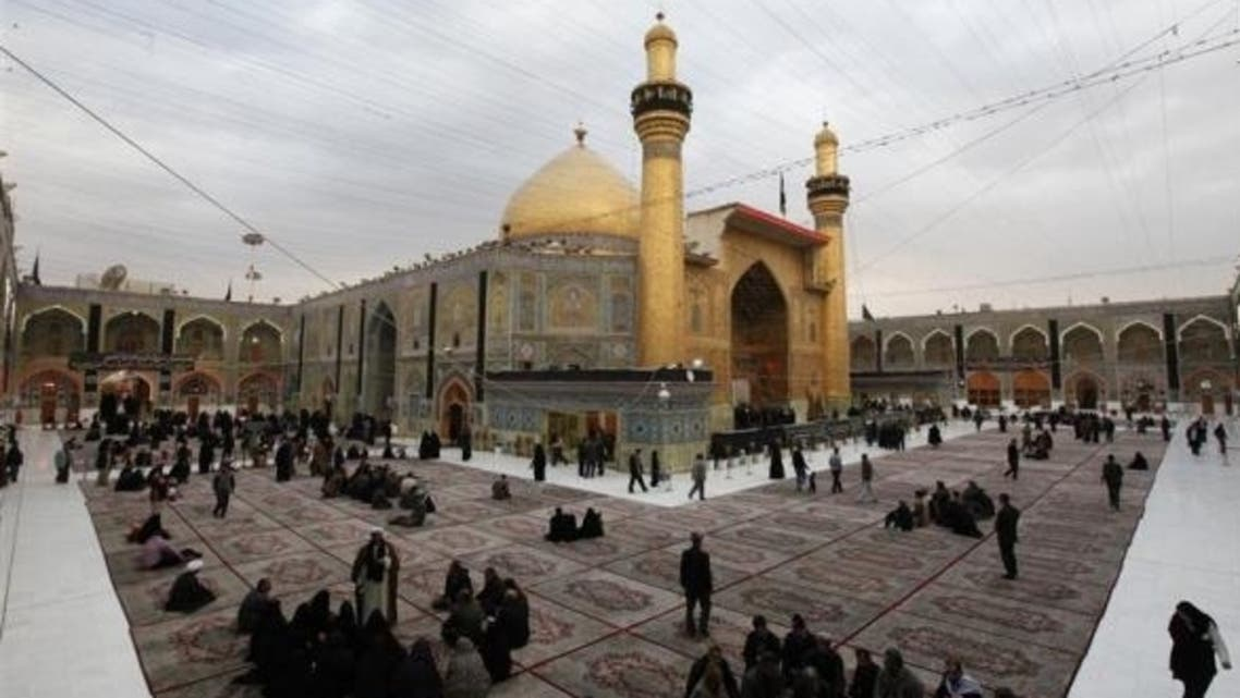 Iranian sanctions affect the Iraqi holy city of Najaf, as fewer pilgrims travel to the city, with less money to spend