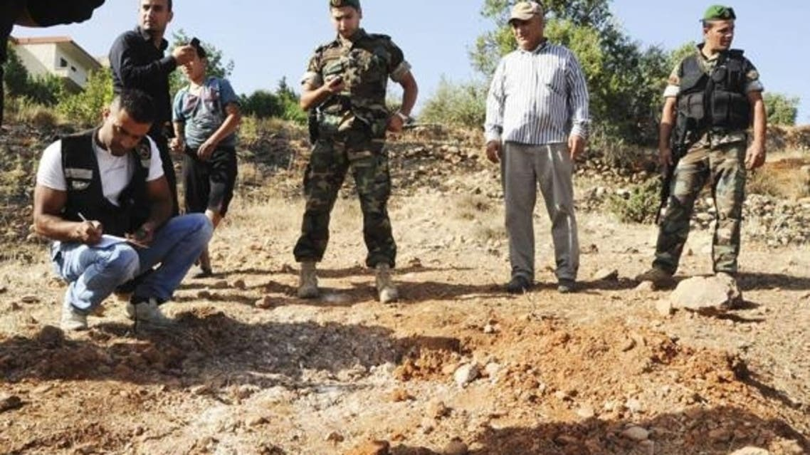 Lebanon bekaa AFP