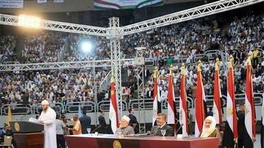 حزب النور: موقف مرسي من سوريا مخالف لتصريحاته السابقة