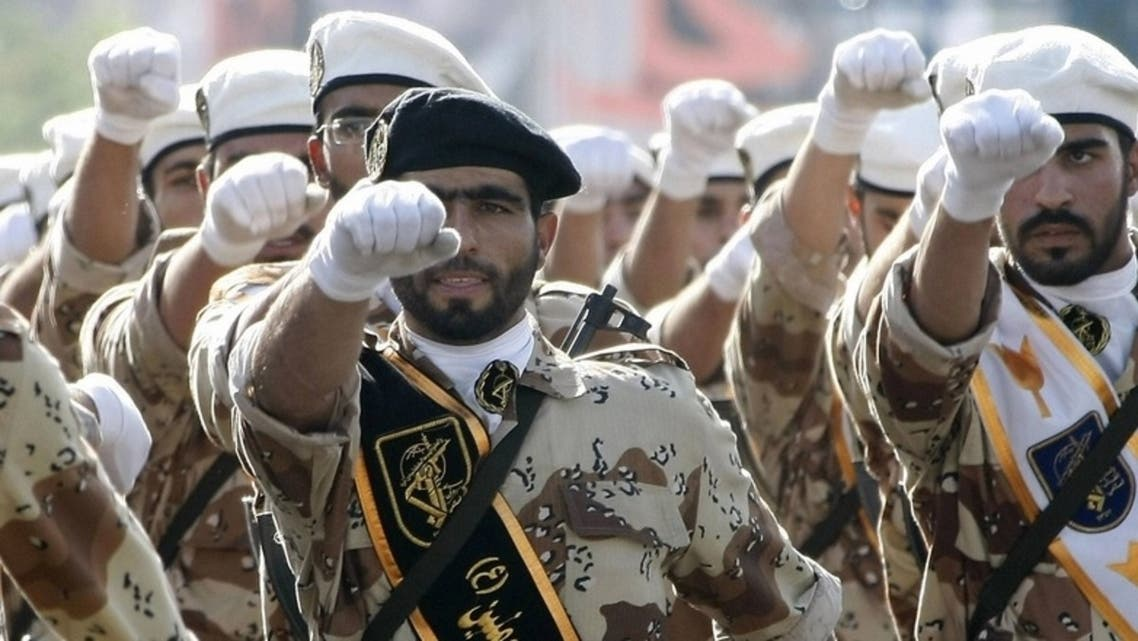 Iran's Revolutionary Guards could be sent to Syria in support of President Bashar al-Assad. (File photo: AFP)