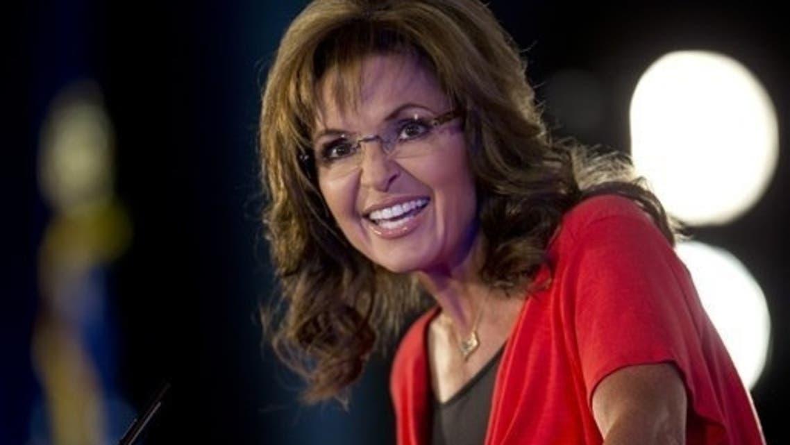 Palin criticized U.S. President Barack Obama's administration