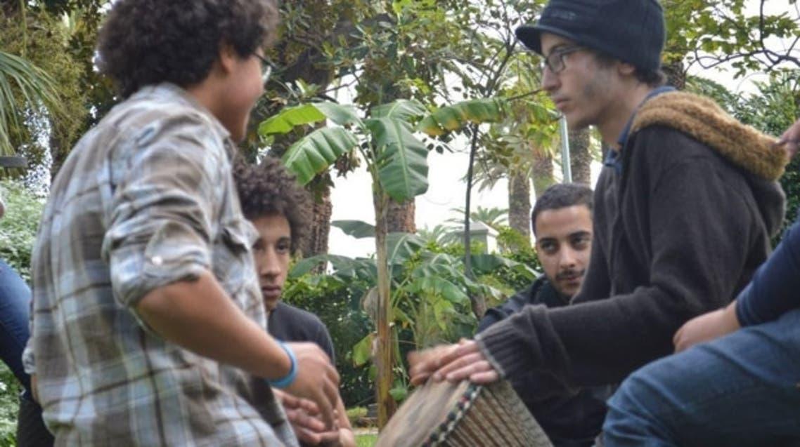 شباب في المغرب