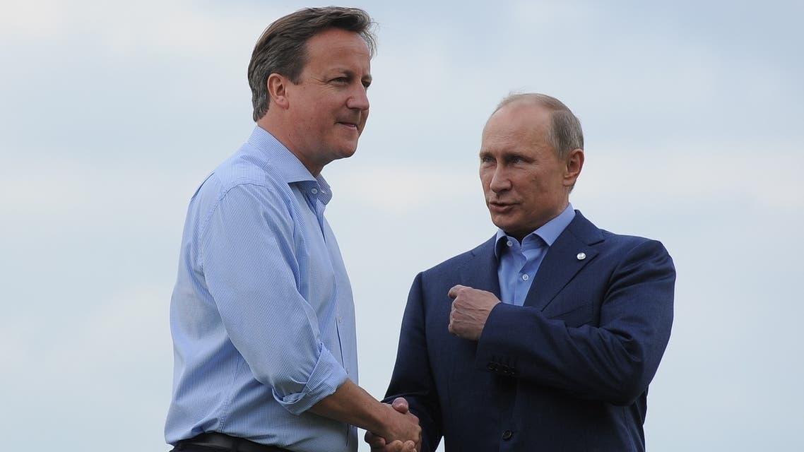Cameron-Putin-AFP