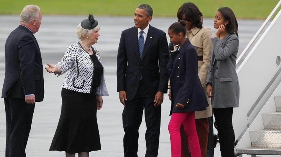 World leaders meet at the G8 summit