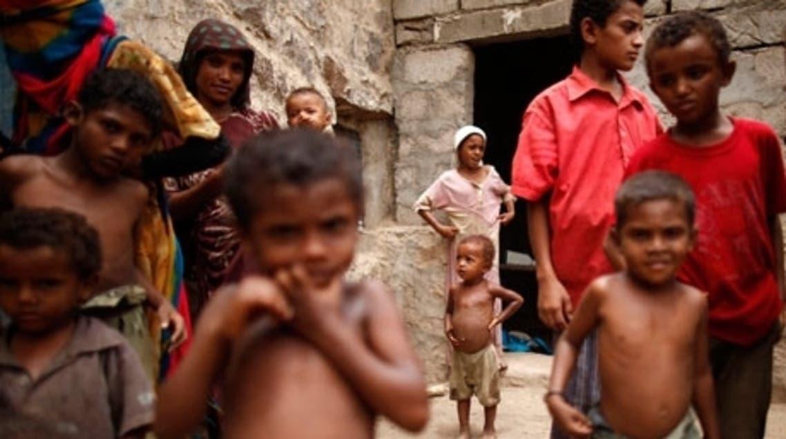yemen kids reuters