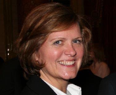 Lisa Ashworth, regional president of PR Newswire