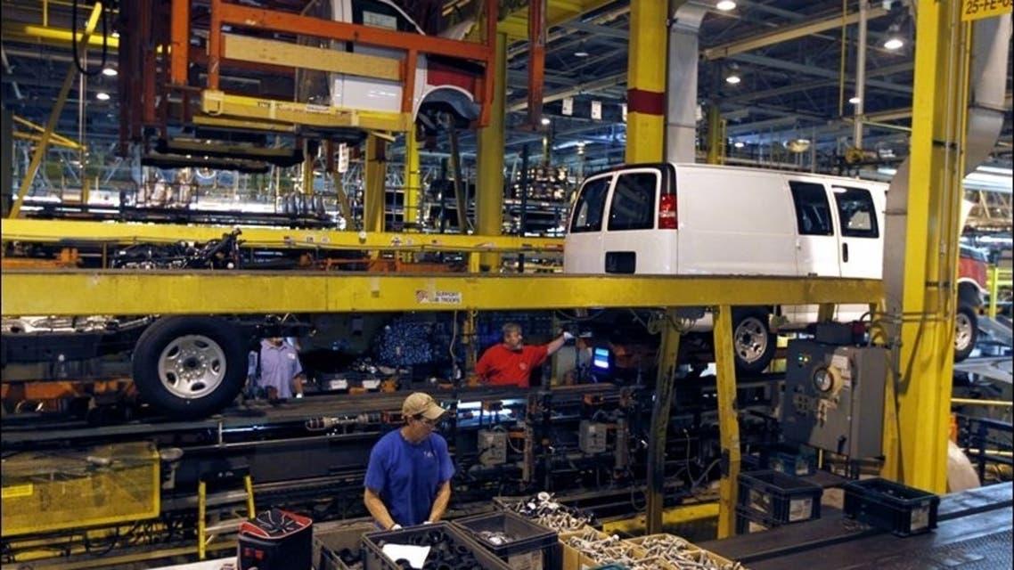 مصانع السيارات بأمريكا