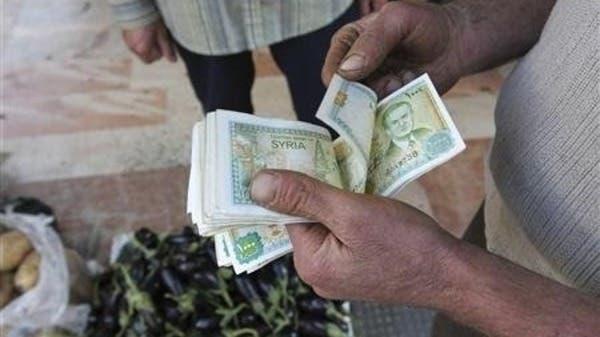 الليرة السورية تخسر 40% من قيمتها أمام الدولار