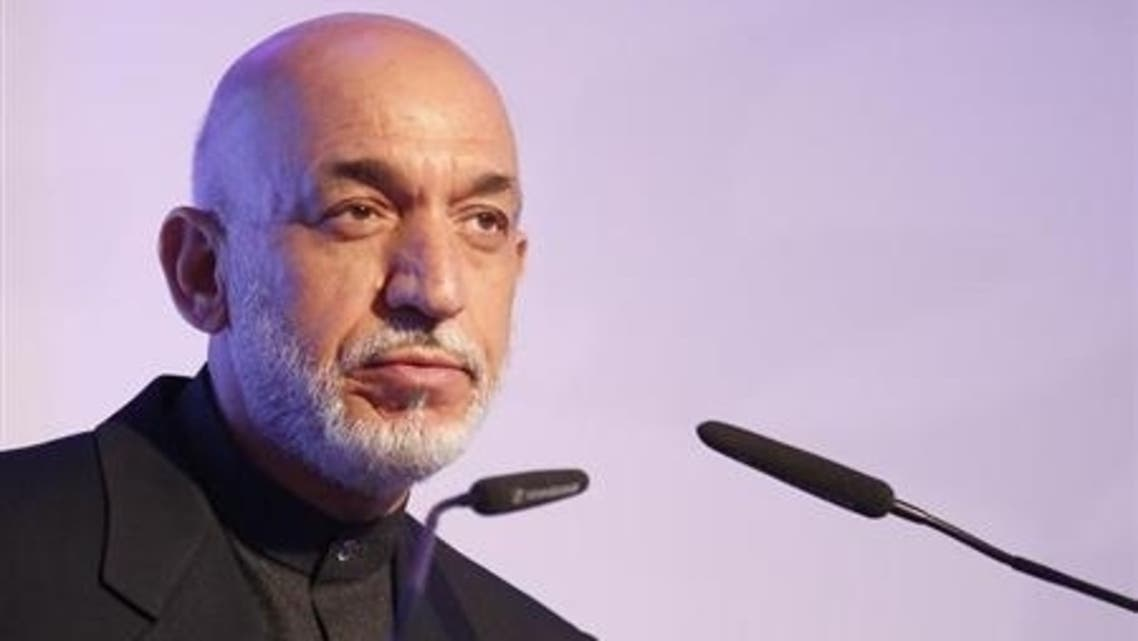 karzai file photo reutesr