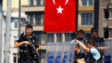 Turkish police carry out nationwide swoop, arresting dozens