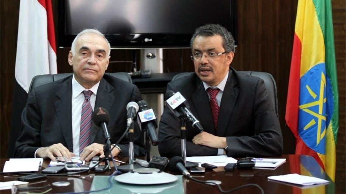 وزير الخراجية المصري